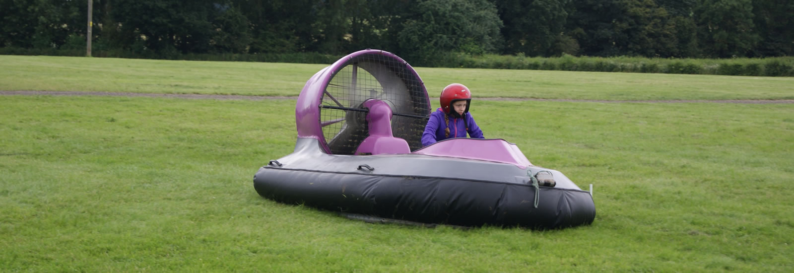 Flying a Hovercraft